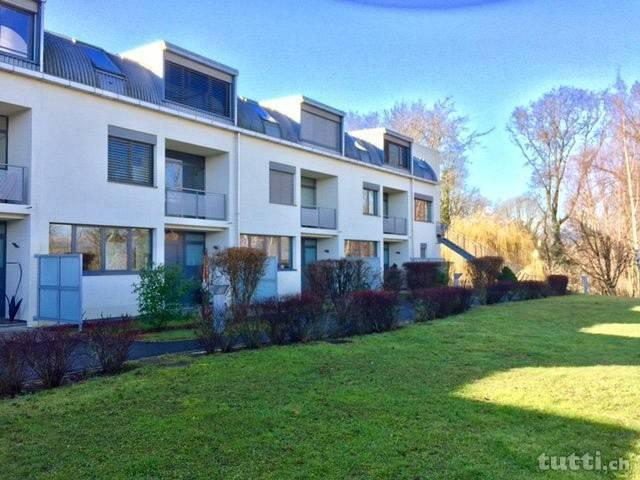 TOWNHOUSE avec jardin privatif à Troinex