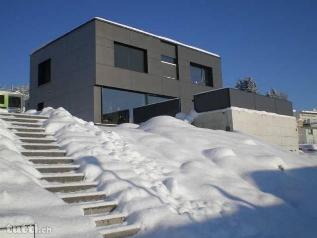Modernes 6.5 Zimmer Einfamilienhaus in sehr r