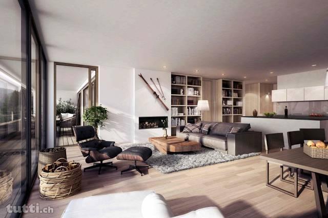 SPER Davos - 4 1/2 Zimmer Apartement