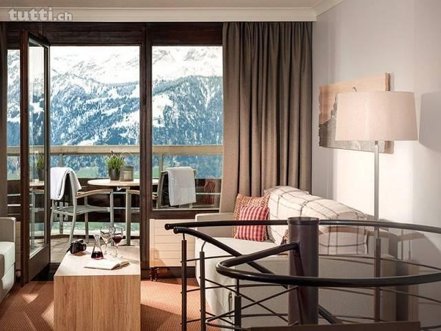 2 ½-Zimmer-Apartment-Maisonette