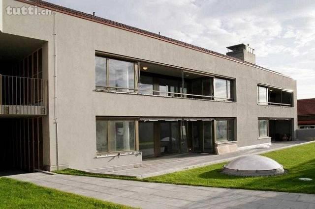 moderne 3½-Zimmerwohnung im Zentrum Villmerge