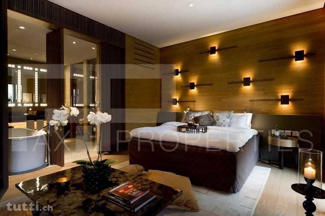 Andermatt - Le Chedi   Luxueux appartements 4