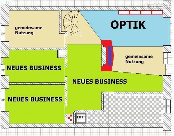 Shop in Optikladen