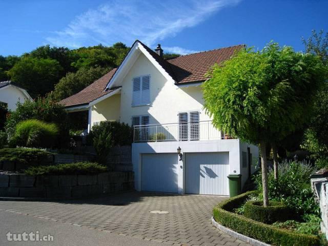 Neuwertiges 6.5-Zimmer-Traumhaus in Beringen
