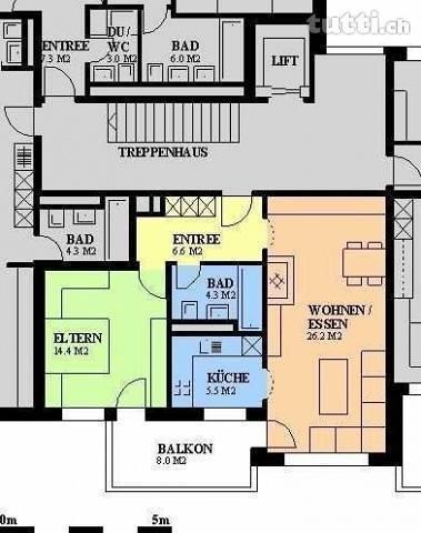 2 1/2 Zimmer-Whg in erberg