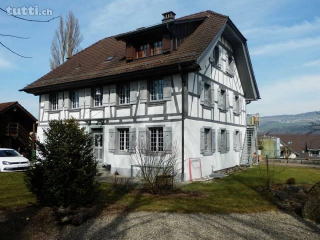 Grosszügiges Riegeleinfamilienhaus / 3-Famili