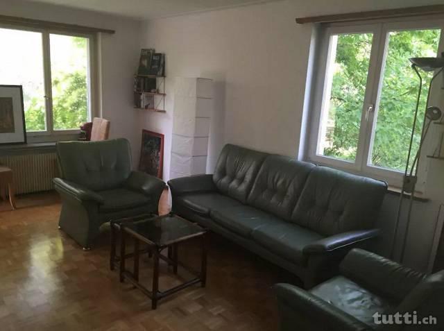 Haus in ZH mit riesigem Sitzplatz und Garten