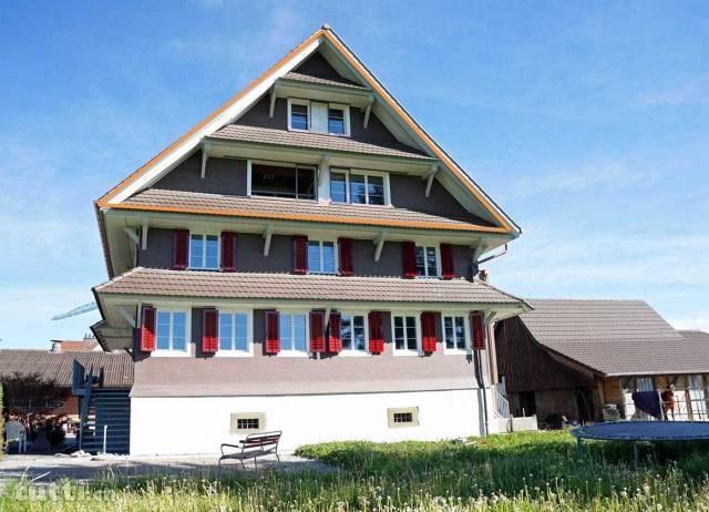 Maisonette-Dachwohnung in 200 jährigem Bauern