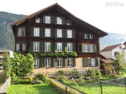 Grosse 5-Zimmer Wohnung in Matten b. Interlak