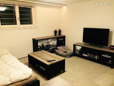 2 Zimmer in modernem Haus zu Vermieten