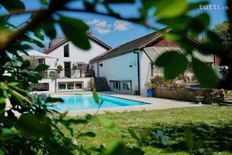 Belle maison de style cottage