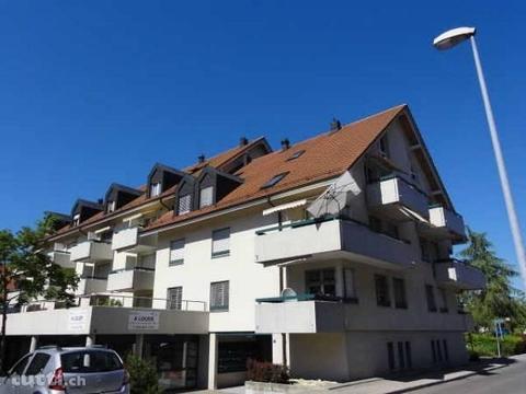 Appartement de 3.5 pièces en duplex - Yverdon