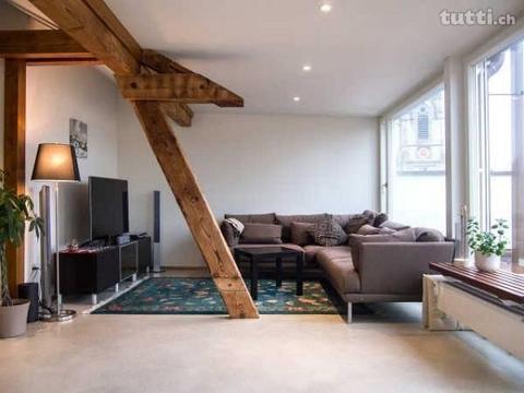 mieten loft wohnung brick7 immobilien. Black Bedroom Furniture Sets. Home Design Ideas