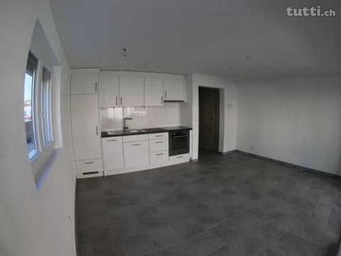 Appartement de 2.5 pièces au centre de Fully