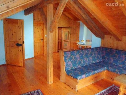 4 1/2 -Zimmer Dachwohnung in Scuol